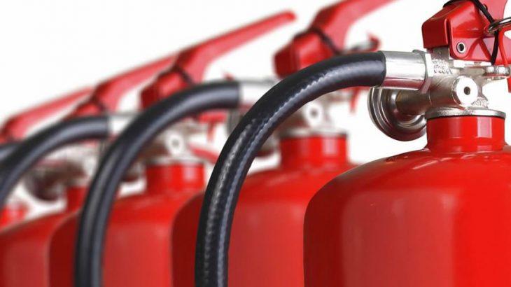 Deshumidificadores para la Industria de Extintores Capa Post