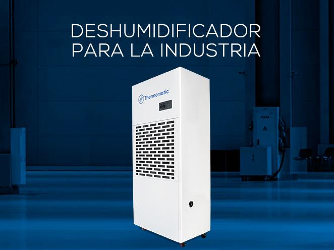 Deshumidificador para La Industria