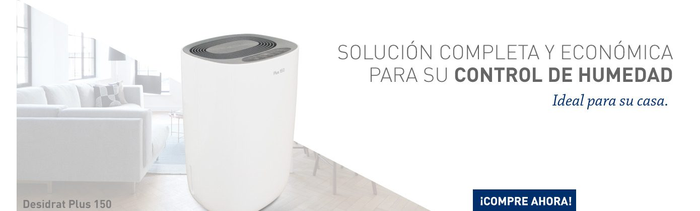Desidrat Plus 150 Solución completa y económica para su control de humedad